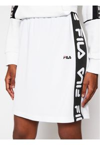 Biała spódnica mini Fila