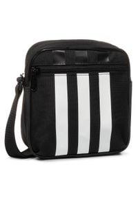 Adidas - Saszetka adidas - 3S Organizer FL1750 Black/Black/White. Kolor: czarny. Materiał: materiał