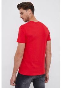 Hugo - T-shirt (2-pack). Okazja: na co dzień. Kolor: czerwony. Materiał: dzianina. Wzór: gładki. Styl: casual