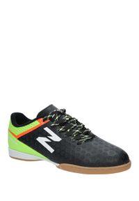 Casu - czarne buty sportowe casu mxc7414. Kolor: czarny