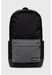 Adidas - adidas - Plecak. Kolor: czarny. Materiał: poliester
