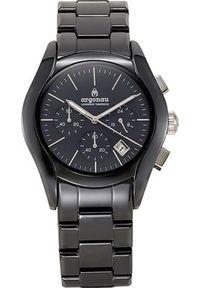 Zegarek Argonau Męski La Salle Black (AU1300)