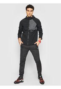 Puma Kurtka softshell BMW Mms Rct 597980 Czarny Regular Fit. Kolor: czarny. Materiał: softshell