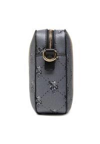 U.S. Polo Assn - Torebka U.S. POLO ASSN. - Hampton Horiz BEUHD5147WVG000 Black. Kolor: czarny. Materiał: skórzane