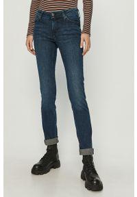 Niebieskie jeansy Mustang