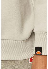 Szara bluza Ellesse z długim rękawem, długa, bez kaptura, casualowa #6