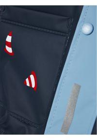 Playshoes Kurtka przeciwdeszczowa 408548 D Granatowy Regular Fit. Kolor: niebieski #3