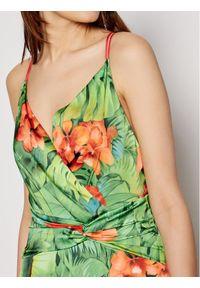 Zielona sukienka letnia Marciano Guess