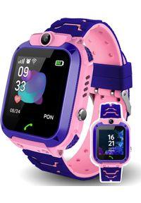 Smartwatch CALMEAN Child Watch Easy Różowy. Rodzaj zegarka: smartwatch. Kolor: różowy