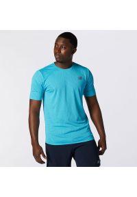 T-shirt New Balance z krótkim rękawem, krótki