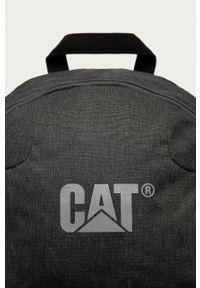 CATerpillar - Caterpillar - Plecak. Kolor: szary. Wzór: nadruk #3