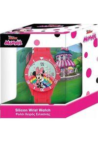Pulio Zegarek analogowy w pudeku Minnie Diakakis. Rodzaj zegarka: analogowe