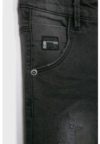 Szare jeansy Name it w kolorowe wzory