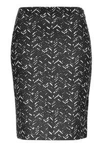Cellbes Spódnica Czarny we wzory female czarny/ze wzorem 34/36L. Kolor: czarny. Materiał: jersey. Długość: krótkie