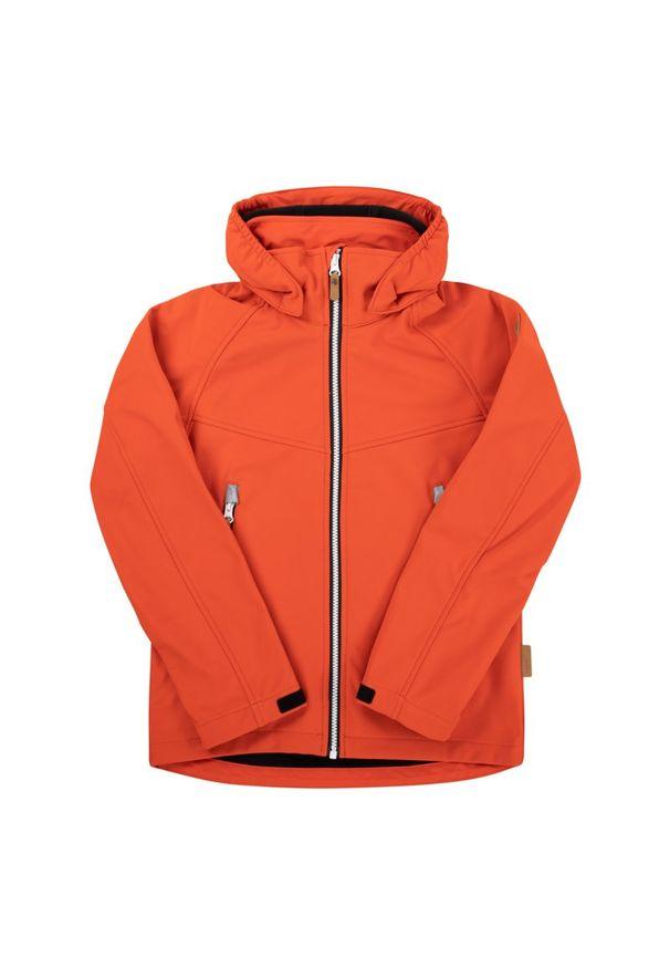 Pomarańczowa kurtka przejściowa Reima