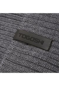 Szara czapka Togoshi