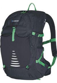 Husky plecak turystyczny Skid 30L black, UNI. Kolor: czarny