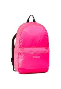 Różowa torba sportowa Superdry