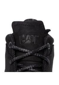 CATerpillar - Trzewiki CATERPILLAR - Hendon P723516 Black. Kolor: czarny. Materiał: skóra, nubuk, materiał. Szerokość cholewki: normalna