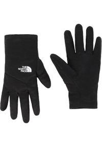Czarna rękawiczka sportowa The North Face narciarska