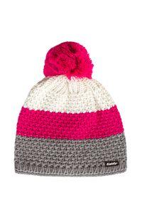 Różowa czapka Eisbar