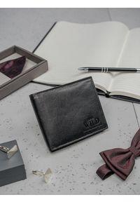 Czarny portfel ALWAYS WILD