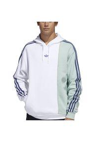 Adidas - ADIDAS HIRSCHLOCKER SWEATSHIRT > FM1377. Materiał: polar, poliester, bawełna. Styl: klasyczny