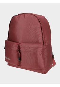 4f - Plecak miejski. Kolor: czerwony