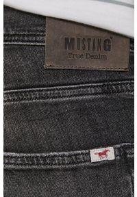 Mustang - Jeansy Oregon. Kolor: szary