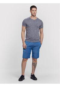 Vistula T-Shirt Flynn XA1083 Szary Regular Fit. Kolor: szary