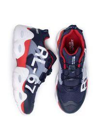 Niebieskie sneakersy Polo Ralph Lauren