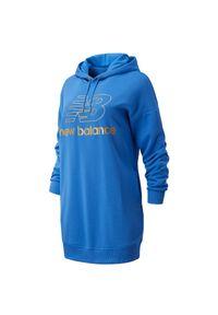 Bluza New Balance z kapturem