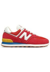 Buty sportowe z cholewką, New Balance 574