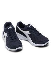 Niebieskie buty do biegania Diadora
