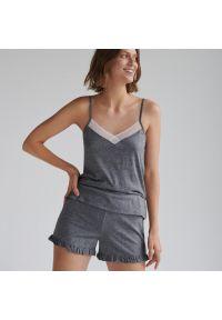 Reserved - Szorty piżamowe 2 pack - Czarny. Kolor: czarny