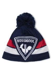 Rossignol - Czapka ROSSIGNOL - Jr Rooster RLIYH05 Dark Navy 715. Kolor: niebieski. Materiał: akryl, materiał
