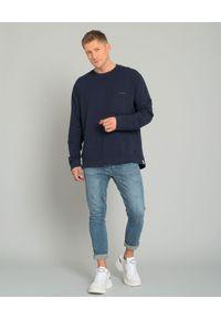 BUSCEMI - Białe sneakersy ze skóry Veloce. Okazja: na co dzień. Kolor: biały. Materiał: skóra