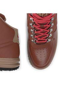 Nike Buty Lunar Force 1 Duckboot '18 BQ7930 200 Brązowy. Kolor: brązowy