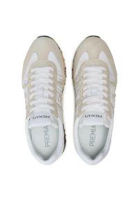 Premiata Sneakersy Lucy 5153 Biały. Kolor: biały