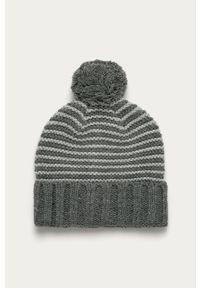 Szara czapka Jack & Jones