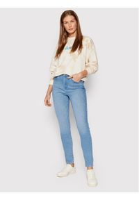 Wrangler Jeansy Body Bespoke W27H3935A Niebieski Skinny Fit. Kolor: niebieski