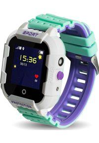 Smartwatch CALMEAN Sport Zielony. Rodzaj zegarka: smartwatch. Kolor: zielony. Styl: sportowy