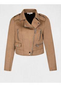 Brązowa kurtka przejściowa Morgan