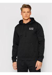 EA7 Emporio Armani Bluza 8NPM18 PJ05Z 0203 Czarny Regular Fit. Kolor: czarny