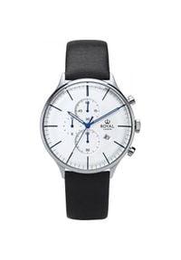 Royal London Analogové hodinky 41383-02. Materiał: skóra