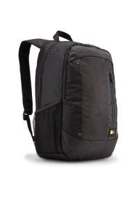 Czarny plecak na laptopa CASE LOGIC casualowy