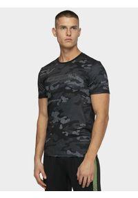 Koszulka sportowa 4f z nadrukiem, do biegania