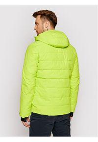 Rossignol Kurtka narciarska Rapide RLIMJ16 Zielony Regular Fit. Kolor: zielony. Sport: narciarstwo #7