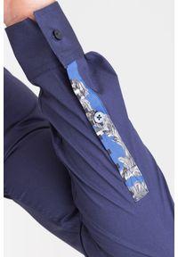 Koszula Versace Jeans na co dzień, biznesowa, na lato