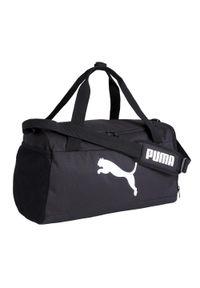 Torba sportowa Puma w paski, na fitness i siłownię